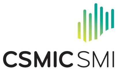 CSMIC SMI logo